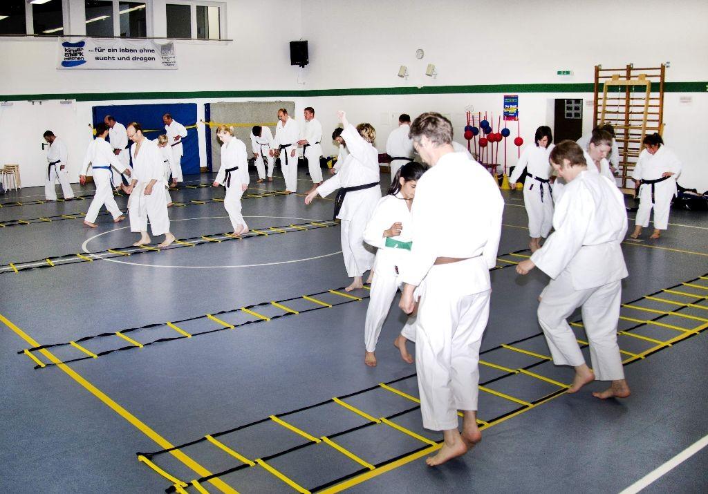 DKV-Sound-Karate Basis-Lizenzierung in Bremen 3
